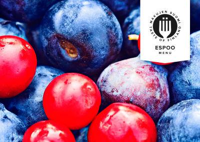 EspooMenu Berries