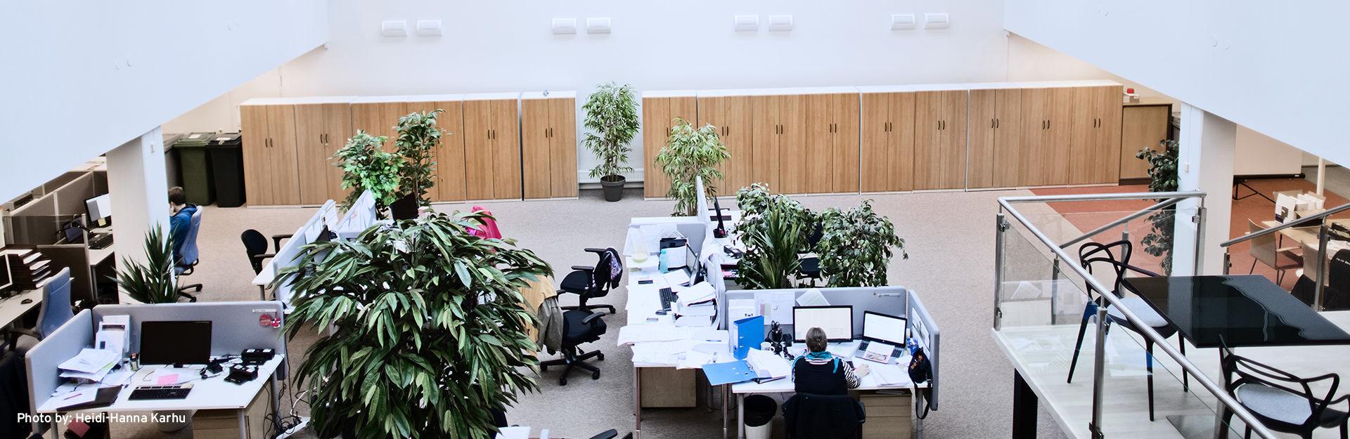 Contact Espoo Innovation Garden