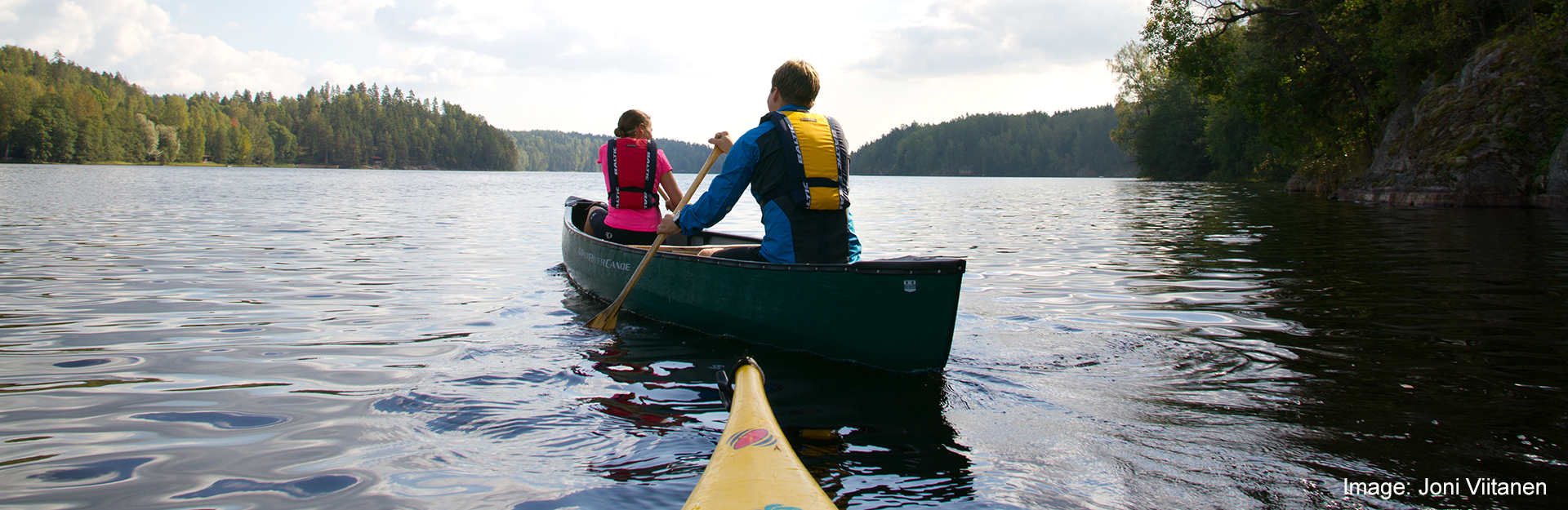 Espoo's nature activities offer great health and wellbeing benefits.