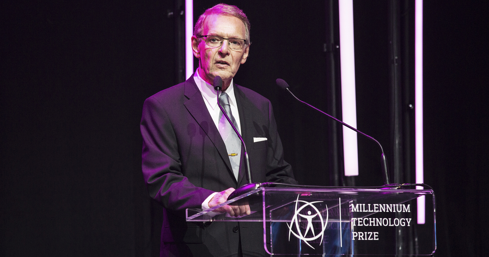 Tuomo Suntola wins Millennium Technology Prize 2018