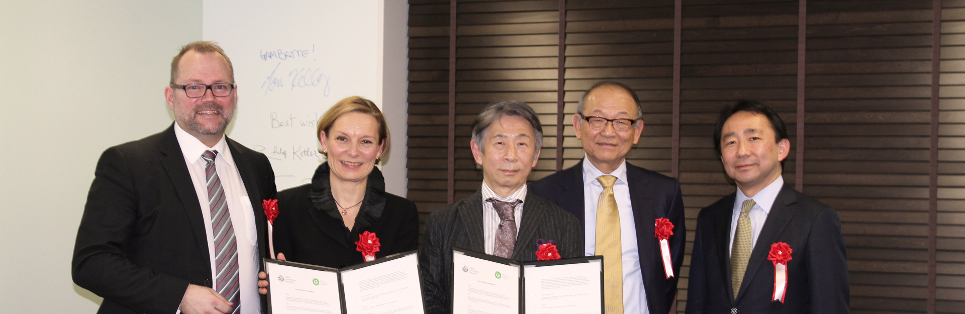 Espoo Marketing Oy and Japan Innovation Network Sign Co-operation Agreement
