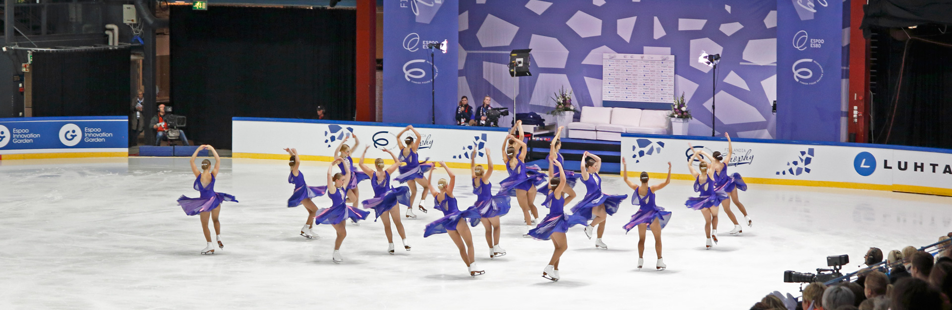 INSPIRING EVENT DEVELOPMENT: FINLANDIA TROPHY ESPOO