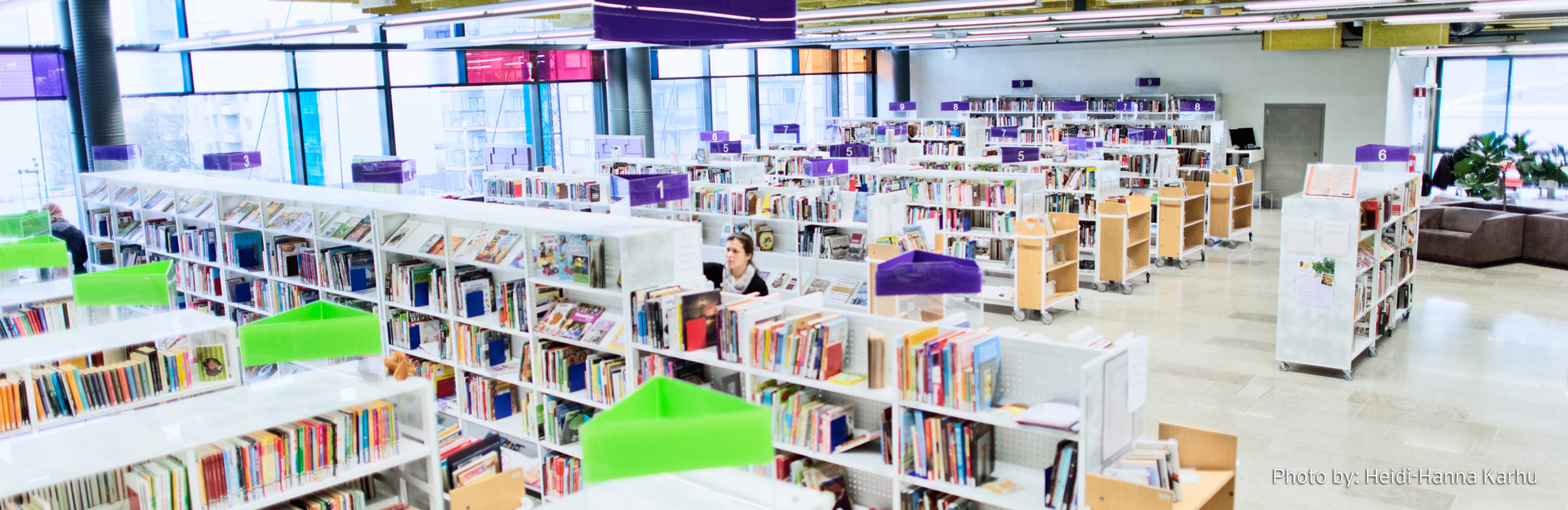 TRANSFORMING LIBRARIES INTO ACTIVE SPACES FOR THE CREATORS OF THE FUTURE