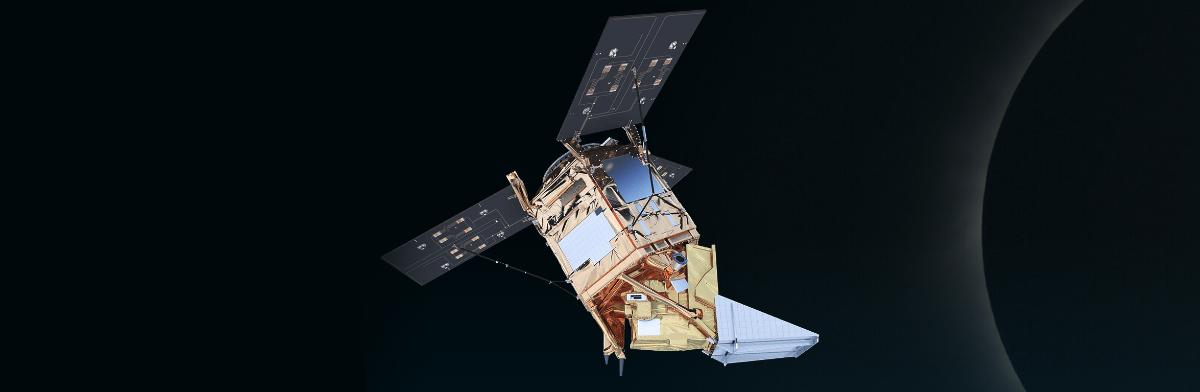 Satellite data startup Collective Crunch is located in Espoo Innovation Garden ecosystem