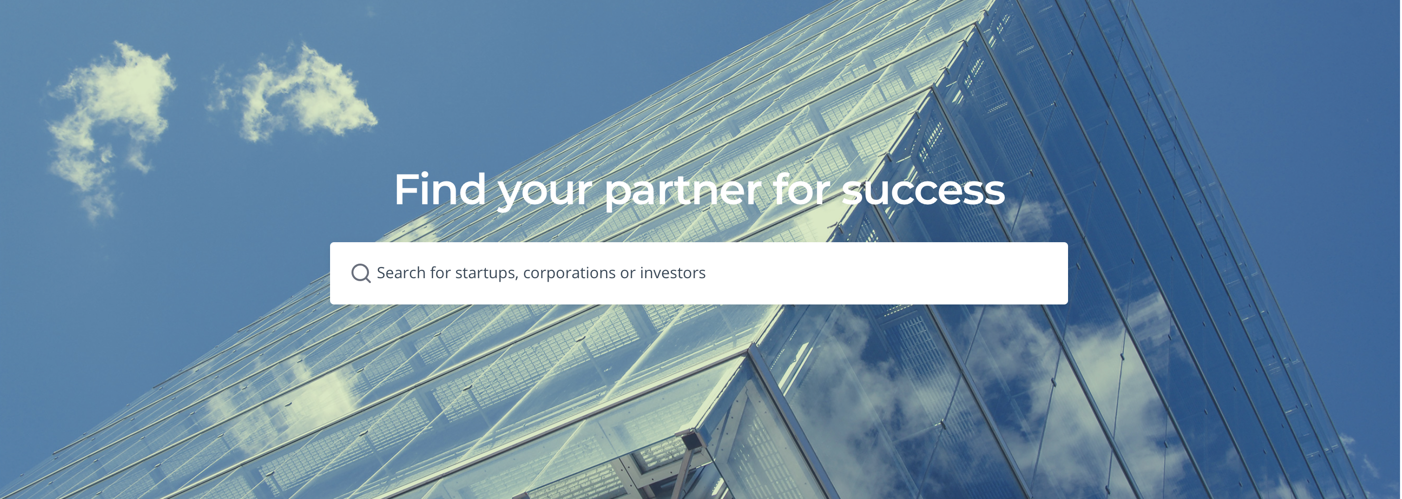 Launchpad matchmaking platform connects startups with the right investors and corporations