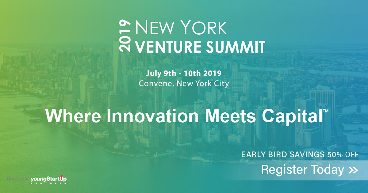 New York Venture Summit offers Espoo startups chance to meet investors